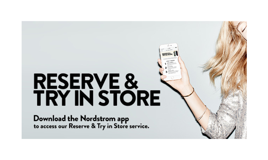 Nordstrom Reserve & Try