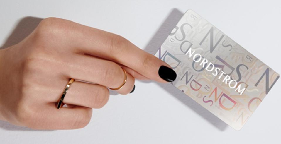 Elena Reitman › Nordstrom Gift Card