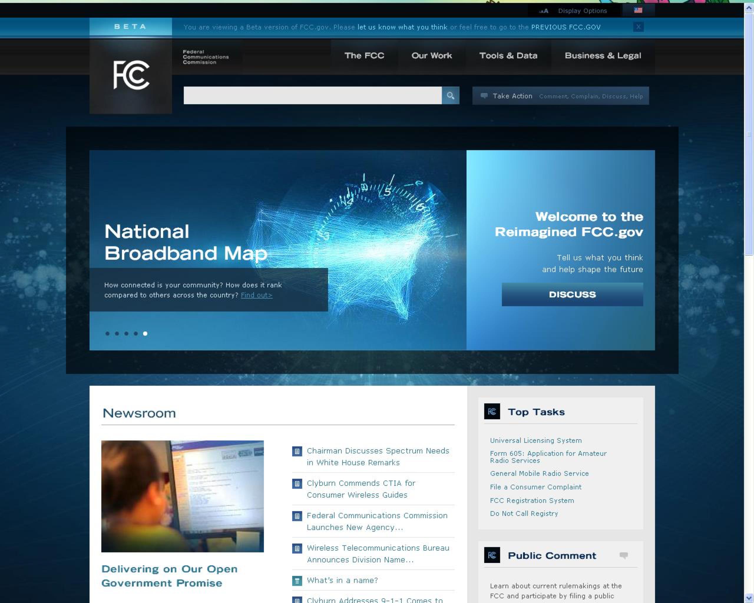 FCC site