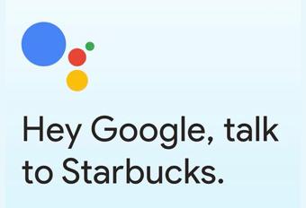 Starbucks Google Action